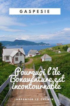 Pourquoi découvrir l'île Bonaventure en Gaspésie // Québec // Arpenter le chemin - blog de voyage au Canada O Canada, Canada Travel, East Coast Travel, Blog Voyage, Places To See, Travel Destinations, Vacation, Caravan Bar, Acadie