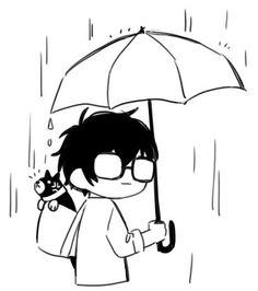 Persona 5 || Akira Kurusu / #anime