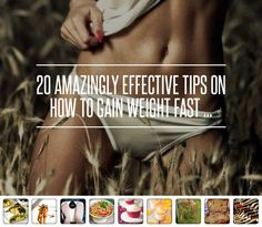 20 Amazingly Effective Tips on How to Gain Weight Fast ... The only thing I find really confusing is that it says snack between meals, but then it says don't eat often throughout the day.