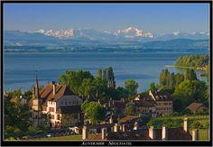 Auvernier and Neuchatel, Suisse Swiss Miss, Swiss Switzerland, Alpine Lake, My Heritage, Places Ive Been, Buildings, Salt, Europe, Marvel