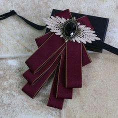 Wedding Bow Tie, Groomsman Gift, Best Bow Tie For Men QJ