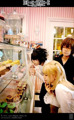 Death Note: This Is Heaven by *behindinfinity on deviantART