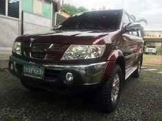 For Sale 2008 Isuzu