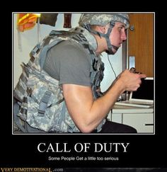 I wonder, is this official Call of Duty gear?