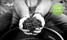 Groupon - $14 for $20 Worth of Fair-Trade Coffee Products in On Location. Groupon deal price: $14.0.00