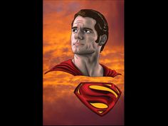 Superman ( Henry Cavill ) by Kenneth Shinabery