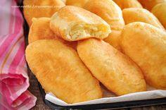 Пирожки с картошкой жареные. - Вкусная пауза