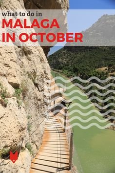 Think beyond the beach—there are so many great things to do in Malaga in October! Here's what we'll be up to this fall. Malaga Spain, Future Travel, Spain Travel, Holiday Travel, Outdoor Travel, Where To Go, The Great Outdoors, Adventure Travel, Things To Do