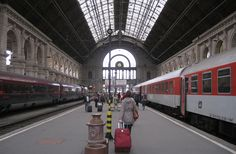 Eastern Europe Travel - tips for travel btwn countries  Good info on trains and buses