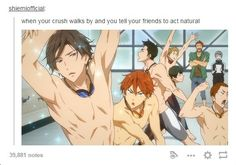 The time subtlety was lost. | Community Post: 33 Times The Anime Side Of Tumblr Was Pretty OK After All