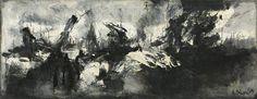 Kees van Bohemen - Sea shore (1963)