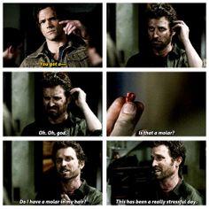 [gifset] Oh, Chuck