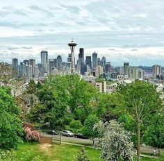 My future home <3 Seattle