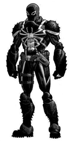 Inspired by the DeathBattle of Venom vs Bane. A boy with two alien symbiote creatures transfer to Beacon Academy to pursue his dream of becoming a hunter. Marvel Dc Comics, Heros Comics, Marvel Venom, Marvel Vs, Marvel Heroes, Comic Book Characters, Marvel Characters, Comic Character, Comic Books Art