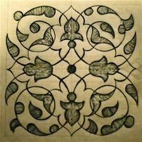 motif islamic turkish