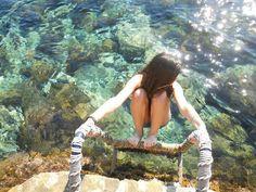 Me in Baia del Corallo, Palermo