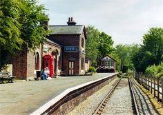 Hadlow Road Station, Willaston