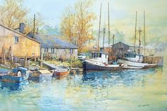 ian ramsay watercolors images - Google Search
