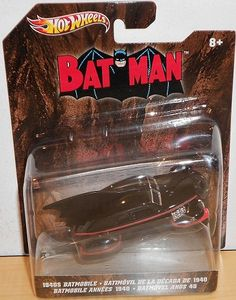 Batman Escala 1:50 - Hot Wheels