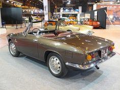 Alfa Romeo Giulia Spider Prototipo by Bertone