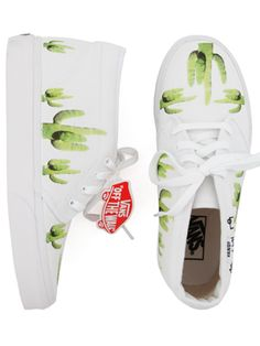 Win a pair of customized kicks from Crybaby Presents & Vans!