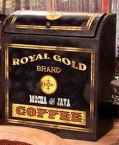 Royal Gold Brand Coffee