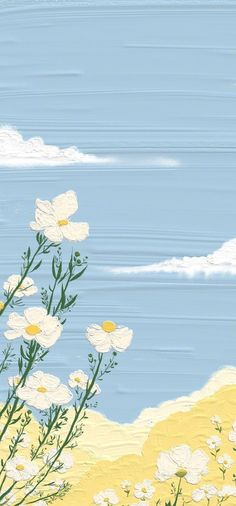 Cute Pastel Wallpaper, Flower Background Wallpaper, Soft Wallpaper, Cute Patterns Wallpaper, Scenery Wallpaper, Aesthetic Pastel Wallpaper, Painting Wallpaper, Kawaii Wallpaper, Cute Wallpaper Backgrounds