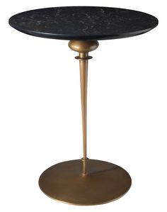 MINARET [ pedestal table ] Baker Hesseldenz Studio