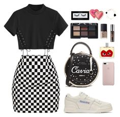 """"" by marijasumaan on Polyvore featuring Reebok, Kate Spade, NARS Cosmetics, Inglot, Comme des Garçons, Too Faced Cosmetics, Chopard and Benefit"