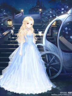 Channah as Cinderella <3