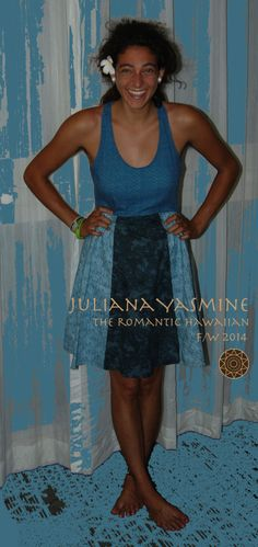 Romantic Hawaiian Designer: Juliana Yasmine