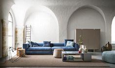 California kanapé, Recta komód, Denny puff | California sofa, Recta commode, Denny pouffe  Gyártó | Manufacturer: Alf http://www.alf.it/en/index.aspx  Elérhető | Available: Deco Interiors design shop, Szeged