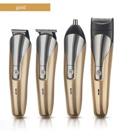 11 IN 1 professional Hair Trimmer Stes Electronic Hair Clipper Nose Trimmer Beard Cutting Body Shaver and Hair Designer