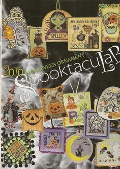 Free Angel, Cross Stitch Magazines, Halloween Cross Stitches, Just Cross Stitch, Halloween Ornaments, Halloween Quotes, Samhain, Needlepoint, Cross Stitch Patterns