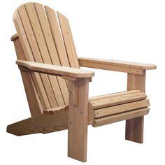 premium adirondack chair