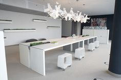 DOUBLE YOU - Table/Desk ( by Hannes Wettstein for Bulo )