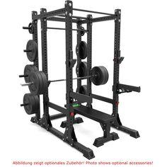 ATX Power Rack 240-FXL - Die ATX® Power Racks wurden speziell für den professionellen Athleten konzipiert. Eine einfache und sichere Handhabung sowie die robuste Bauweise mit den daraus resultierend hohen Sicherheitsreserven machen die ATX®-RACKS zum idealen Arbeitsgerät für den professionellen Athleten. Weitere Infos unter: http://www.megafitness-shop.info/Kraftsport/Kraftgeraete-Uebersicht/Power-Rack/ATX-Power-Rack-240-FXL--3681.html