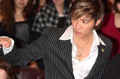"""Narimiya Hiroki (成宮 寛貴) at a fan meeting for his 2009 movie """"Lala Pipo"""" (ララピポ)"""