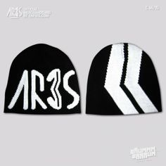 Gorro Black ARES 14-15 Website, Self Branding, Caps Hats