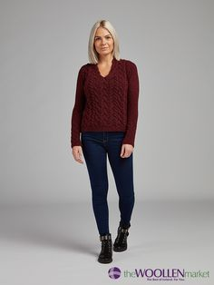 Our Cropped Wool Cashmere V Neck sweater will quickly become your must have in your wardrobe. Don't hesitate and feel the luxury wearing it. Must Haves, Cashmere, Turtle Neck, The Incredibles, V Neck, Pullover, Wool, Sweaters, How To Wear