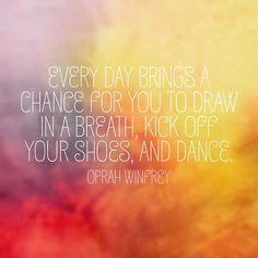 #everydayisdanceday #internationaldanceday Dancing Day, Oprah Winfrey, Dance, Instagram, Dancing, Ballroom Dancing
