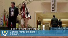 FIEXPO LATINOAMERICA   Se desarrolló en el Conrad Punta del Este la quinta edición de FIEXPO Latinoamérica, Feria de Mercado de Reuniones e Incentivos