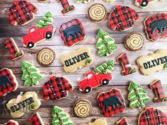 Ainslie Lane Cookie Studio Baby Cookies, Baby Shower Cookies, Cut Out Cookies, Cute Cookies, Birthday Cookies, Sugar Cookie Royal Icing, Iced Sugar Cookies, Christmas Sugar Cookies, Christmas Baking