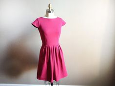 SALE Party Dress / Womens Dress / Summer / Red by kimberlynoland, $79.99