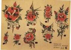 Photos de tatouage old school – Mon Tatouage