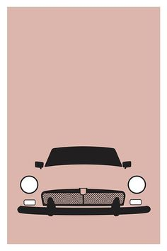 mg mgb, mg midget, mg cars, car shop, car drawings, car