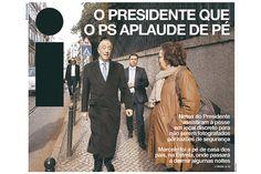 Presidente da República de Portugal vai a pé para tomada de posse – marketing ou maneira de ser? - Blue Bus