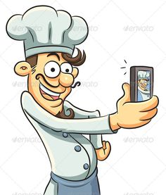 Realistic Graphic DOWNLOAD (.ai, .psd) :: http://sourcecodes.pro/pinterest-itmid-1004768105i.html ... Narcissistic Chef ...  Coquettish, boy, cap, cartoon, cellphone, cheerful, chef, costume, guy, hand phone, happy, hat, illustration, man, mustache, narcissistic, photo, portrait, pose, self portrait, smile, uniform, vector  ... Realistic Photo Graphic Print Obejct Business Web Elements Illustration Design Templates ... DOWNLOAD :: http://sourcecodes.pro/pinterest-itmid-1004768105i.html