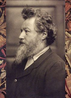 Patternbank are wishing English Victorian artist, William Morris a happy birthday today. Born 182 years ago, Morris has always been a main reference point