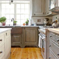farmhouse stone traditional kitchen philadelphia timeless kitchen cabinetry design - Timeless Kitchen Design Ideas